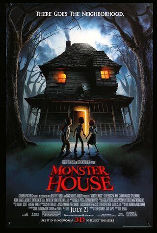 Monster House (2006) Main Poster