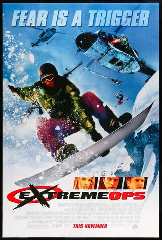 Extreme Ops (2002) Main Poster
