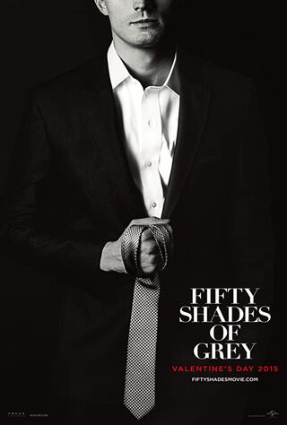 Fifty Shades of Grey (2015) Main Poster