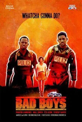 Bad Boys (1995) Main Poster