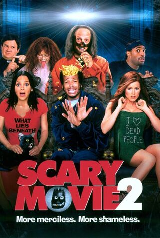 Scary Movie 2 (2001) Main Poster