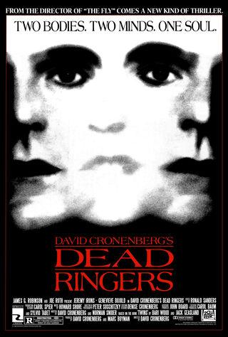 Dead Ringers (1988) Main Poster