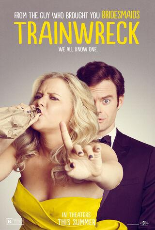 Trainwreck (2015) Main Poster