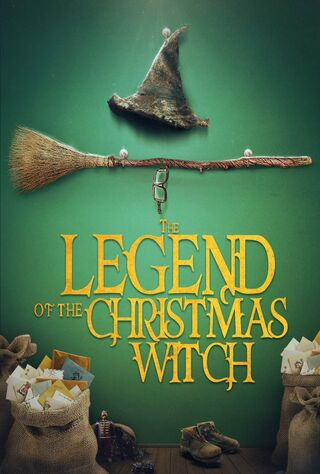 The Legend Of The Christmas Witch (2018) Main Poster