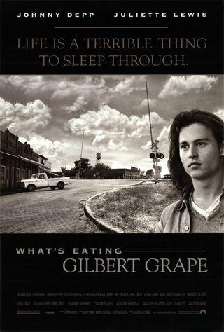 What's Eating Gilbert Grape (1994) Main Poster
