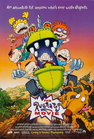 The Rugrats Movie (1998) Main Poster