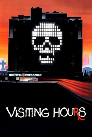 Visiting Hours (1982) Main Poster