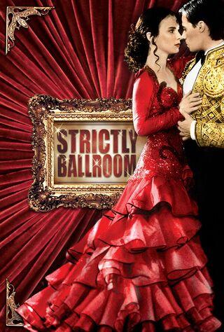 Strictly Ballroom (1993) Main Poster