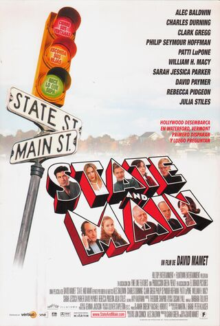 State And Main (2001) Main Poster