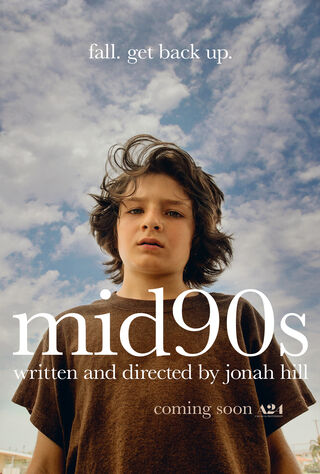 Mid90s (2018) Main Poster