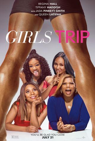 Girls Trip (2017) Main Poster