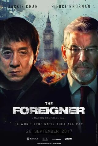 The Foreigner (2017) Main Poster