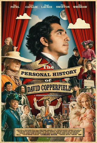 The Personal History Of David Copperfield (2020) Main Poster