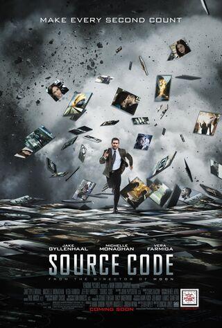 Source Code (2011) Main Poster