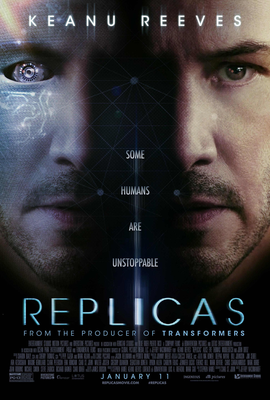 Replicas (2019) Main Poster