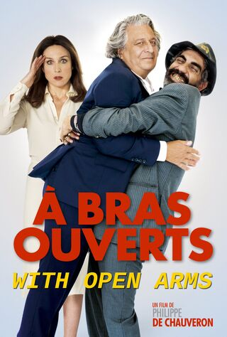 With Open Arms (2017) Main Poster