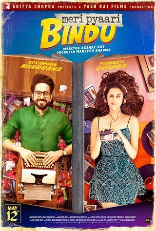 Meri Pyaari Bindu (2017) Main Poster