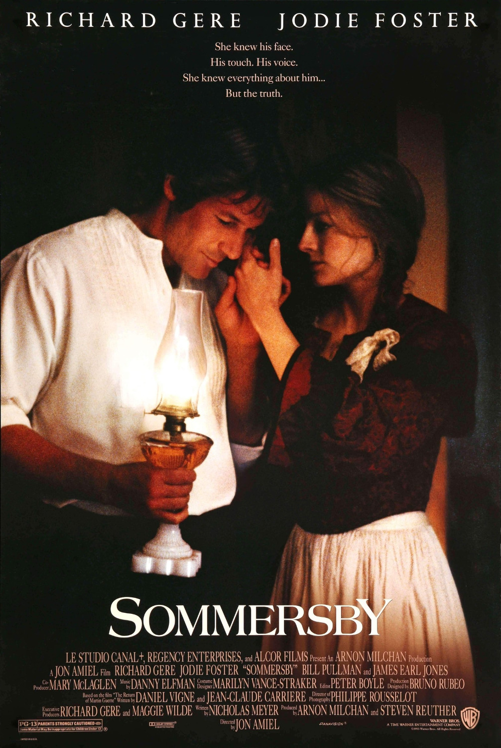 Sommersby Main Poster