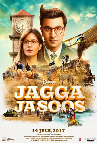 Detective Jagga (2017) Main Poster
