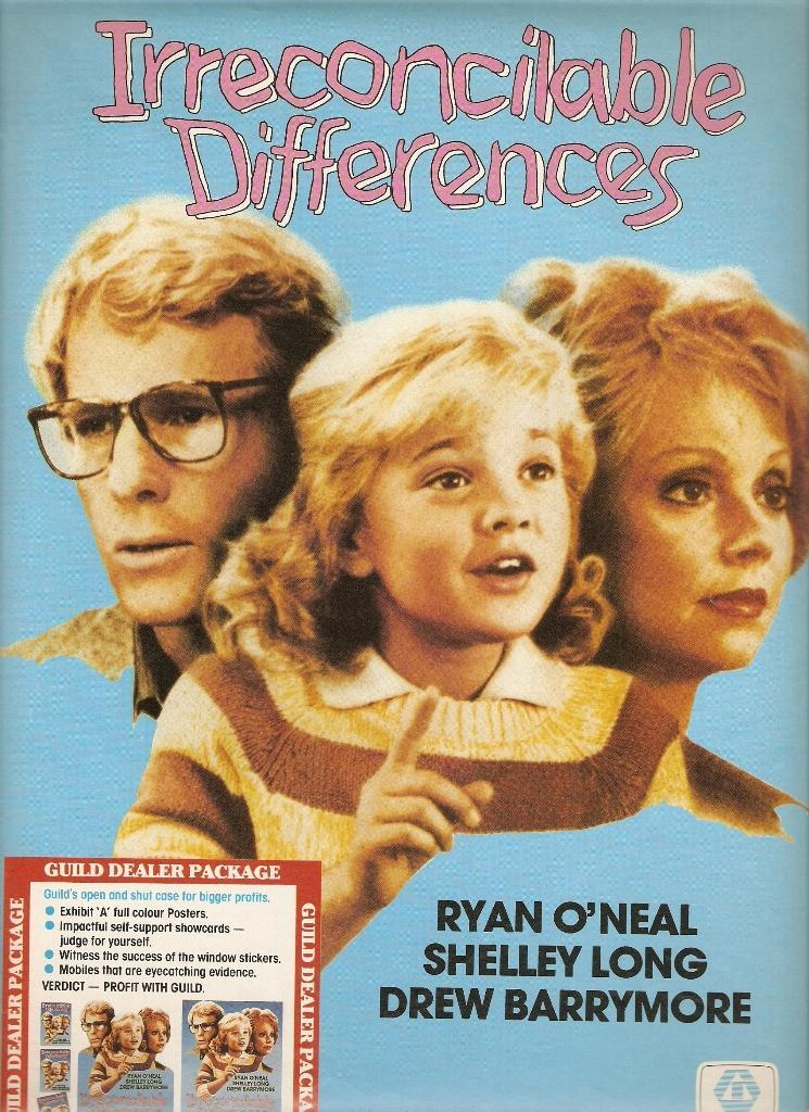 Irreconcilable Differences (1984) Main Poster