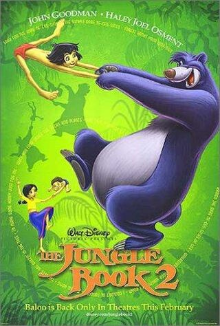 The Jungle Book 2 (2003) Main Poster