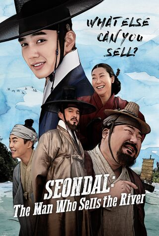 Seondal: The Man Who Sells The River (2016) Main Poster