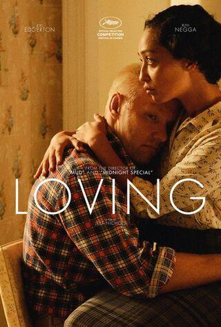 Loving (2016) Main Poster