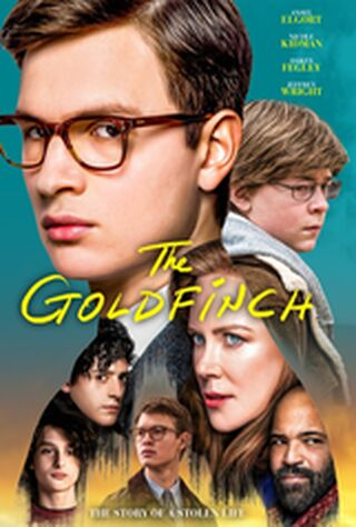 The Goldfinch (2019) Main Poster