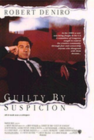 Guilty By Suspicion (1991) Main Poster