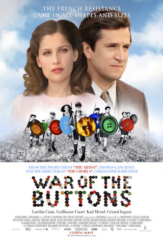 War Of The Buttons (2011) Main Poster