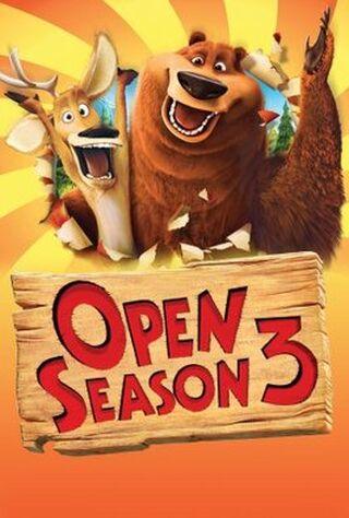 Open Season 3 (2011) Main Poster