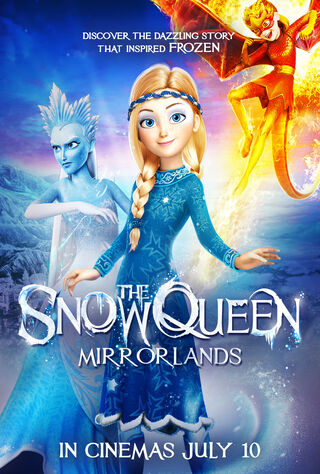 The Snow Queen: Mirrorlands (2019) Main Poster