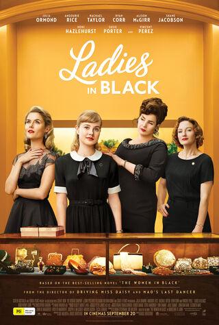 Ladies In Black (2018) Main Poster