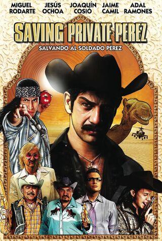 Saving Private Perez (2011) Main Poster