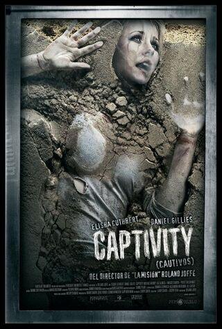 Captivity (2007) Main Poster