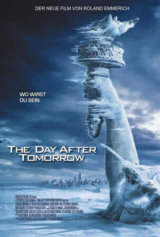 The Day After Tomorrow (2004) Main Poster
