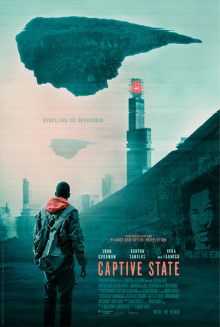Captive State (2019) Main Poster