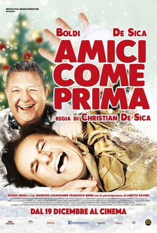 Amici Come Prima (2018) Main Poster