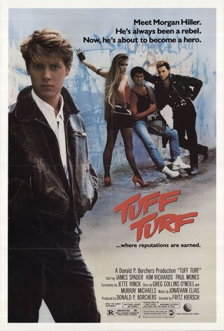 Tuff Turf (1985) Main Poster
