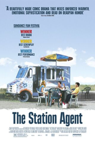 The Station Agent (2003) Main Poster