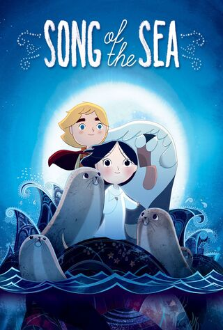 Song Of The Sea (2015) Main Poster