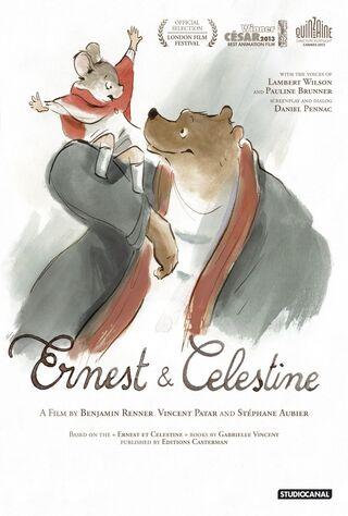 Ernest & Celestine (2014) Main Poster