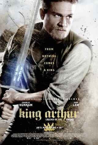 King Arthur: Legend Of The Sword (2017) Main Poster