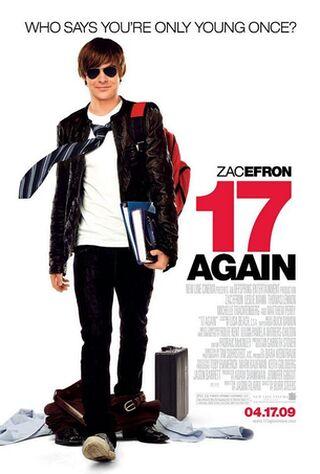 17 Again (2009) Main Poster