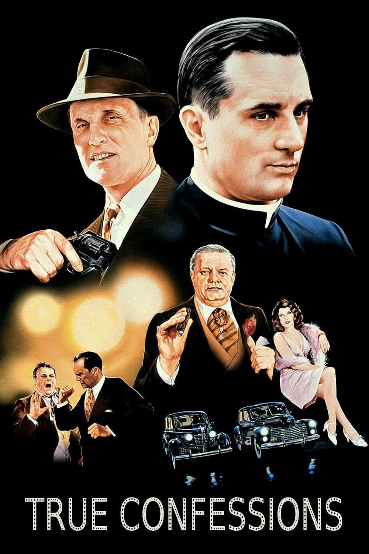 True Confessions (1981) Poster #1