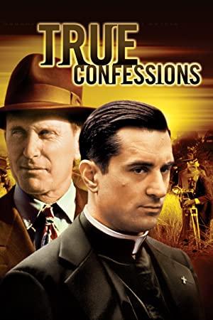 True Confessions (1981) Poster #7
