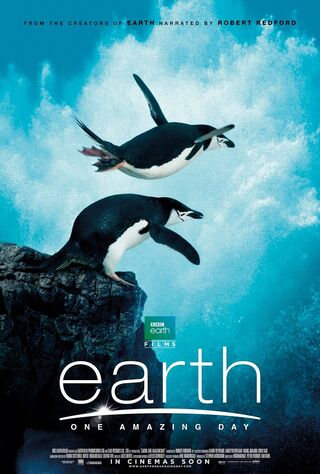 Earth: One Amazing Day (2017) Main Poster