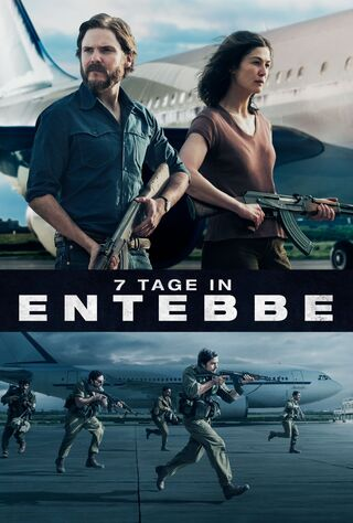 7 Days In Entebbe (2018) Main Poster