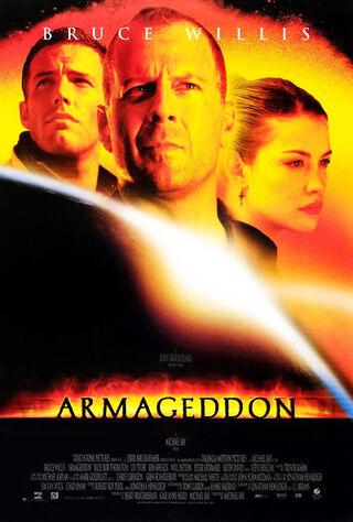 Armageddon (1998) Main Poster