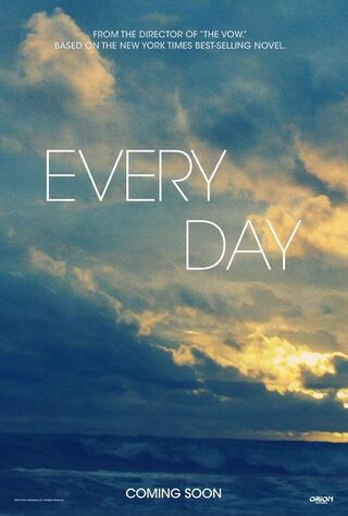 Every Day (2018) Main Poster